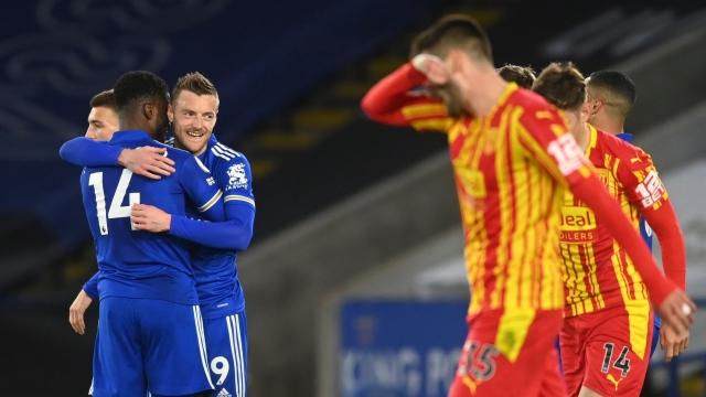 Leicester conforte sa troisième position