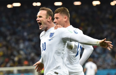 Rooney vise un retour avec l'équipe nationale