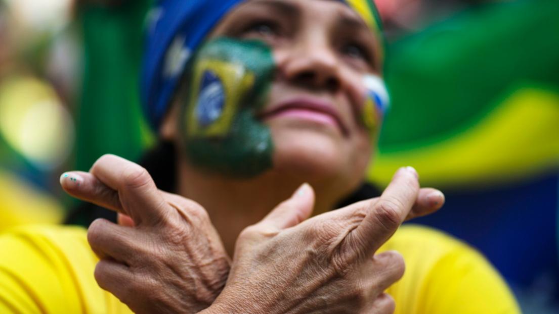Brésil partisan