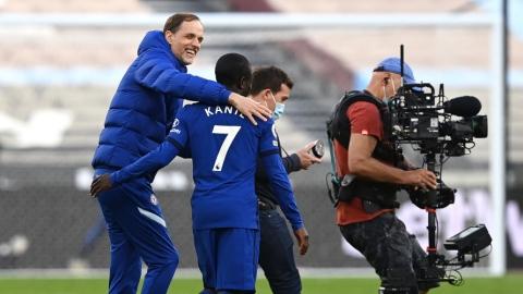 Chelsea prend le bon wagon pour la C1