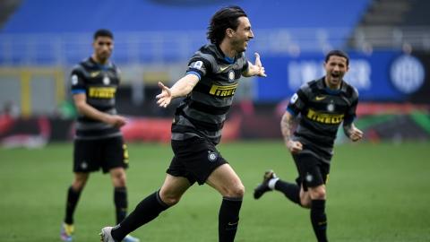 L'Inter à un pas du titre, la Juventus déçoit