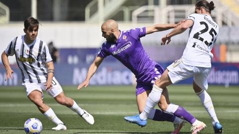 Fiorentina 1 - Juventus 1