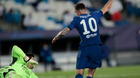 Real Madrid bousculé, mais arrache un nul