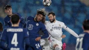 Real Madrid 1 - Chelsea 1