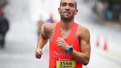 Invraisemblable, Dominic Royer a couru 9000 km en 12 mois !