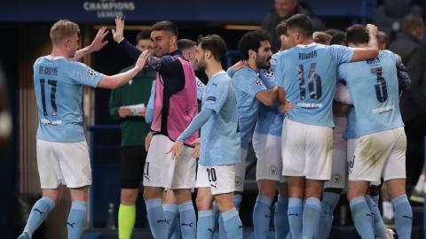 Man City bat le PSG et prend l'ascendant