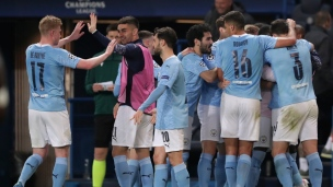 Paris SG 1 - Manchester City 2