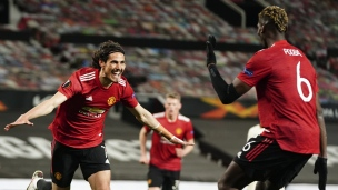Manchester United 6 - AS Roma 2