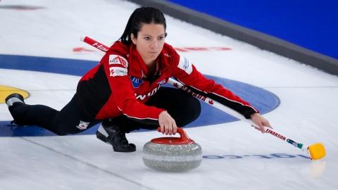 Curling : début en 2 temps pour le Canada