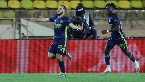 Ligue 1 : Lyon renverse et talonne Monaco