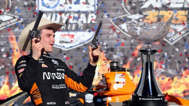 IndyCar : victoire qui fait du bien pour Ward