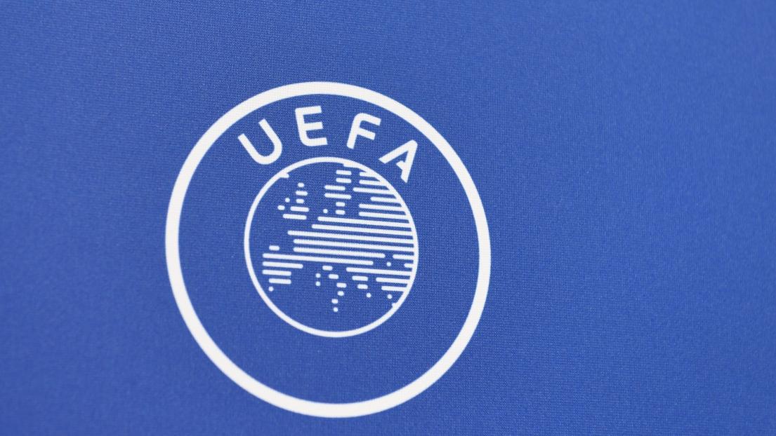 Le logo de l'UEFA