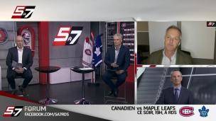 Le Forum - Le CH veut rebondir à Toronto