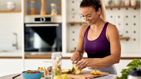 6 clés pour maintenir une saine alimentation!