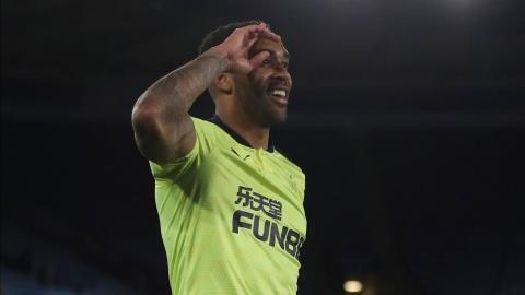 Newcastle surprend Leicester, qui reste 3e