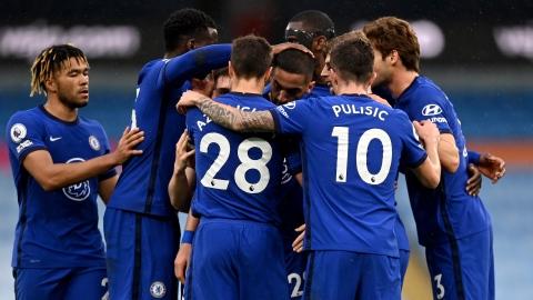 Chelsea retarde le sacre de Manchester City