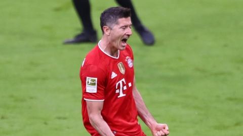 Champion, le Bayern Munich s'amuse