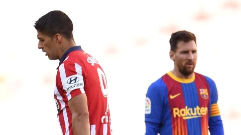 FC Barcelone 0 - Atletico Madrid 0