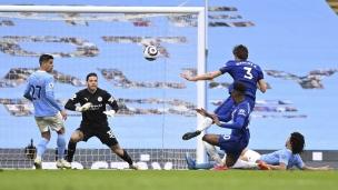 Manchester City 1 - Chelsea 2