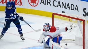 Le talent des Leafs a raison d'un Canadien décimé