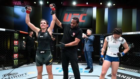 UFC : Rodriguez résiste, Cerrone à bout
