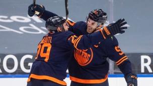 Canucks 3 - Oilers 4