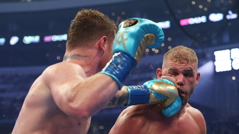Multiples fractures pour Billy Joe Saunders
