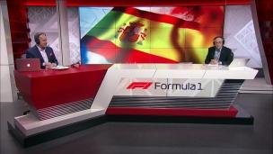 Le pari d'Hamilton rapporte en Espagne