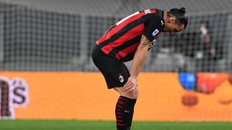 Ibrahimovic blessé à 5 semaines de l'Euro