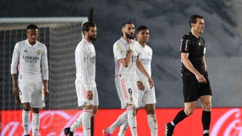 Le titre du Real Madrid toujours possible?