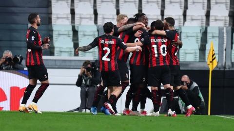 L'AC Milan assomme une Juventus