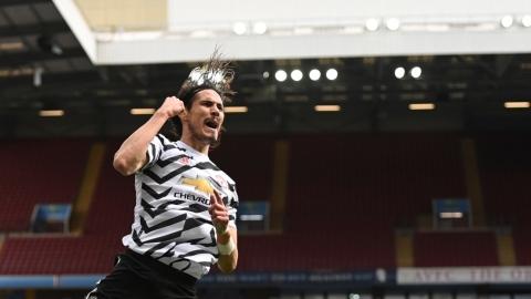 Aston Villa 1 - Manchester United 3