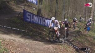 Vélo de montagne : 15e place pour Léandre Bouchard