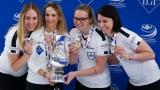 Melanie Barbezat, Silvana Tirinzoni, Alina Paetz et Esther Neuenschwander