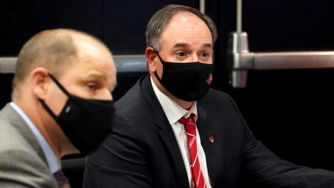 Pierre Dorion et les Sénateurs liés jusqu'en 2025