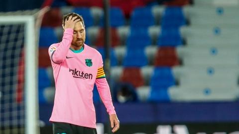 Le Barça trébuche et voit le titre s'éloigner
