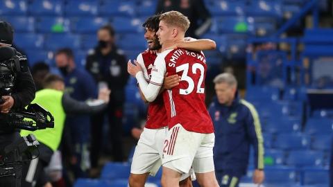 Arsenal fait chuter Chelsea