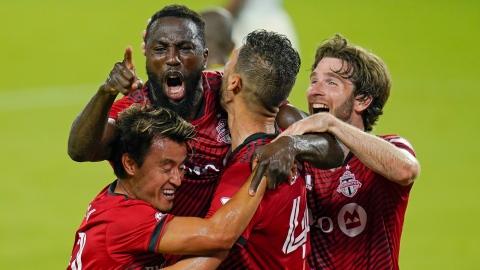 Une première victoire pour le Toronto FC