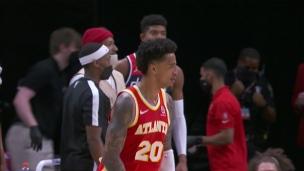 Wizards 116 - Hawks 120
