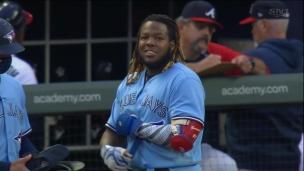 Blue Jays 4 - Braves 1