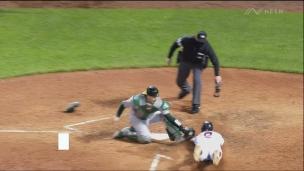 Athletics 4 - Red Sox 1
