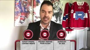 Harvey-Pinard veut atteindre le prochain niveau