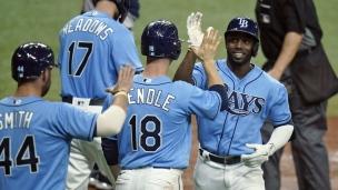 Yankees 1 - Rays 9