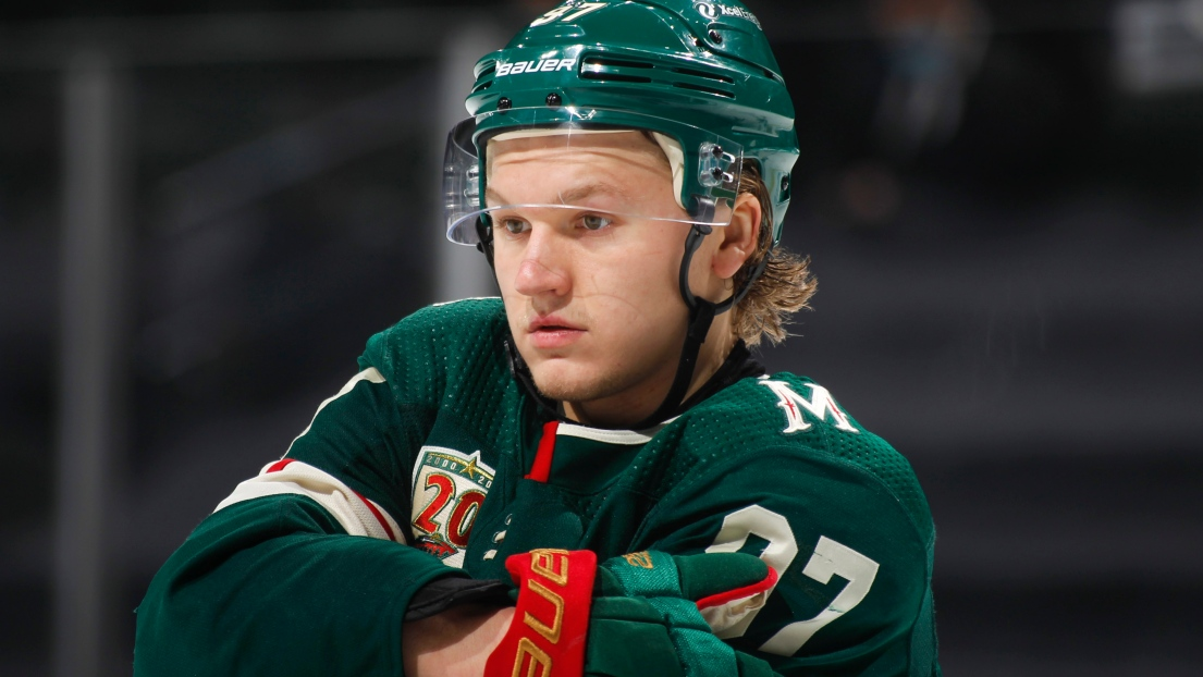 Kirill Kaprizov