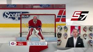 Carey Price, seule chance de vaincre les Leafs?