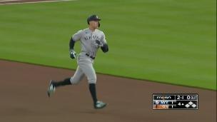 Yankees 5 - Orioles 4