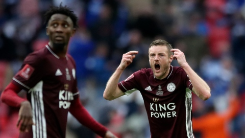Une 1re Coupe d'Angleterre pour Leicester