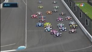 Romain Grosjean renoue avec le podium
