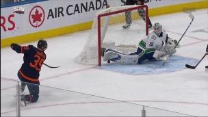 Canucks 4 - Oilers 1