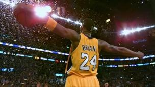 Kobe Bryant fait son entrée au Temple